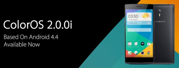 ColorOS 2.0 для Find 7 и 7a