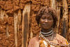 "Hamer ""Second Wife"" in the Woyeto town market (Omo Valley, Ethiopia)"