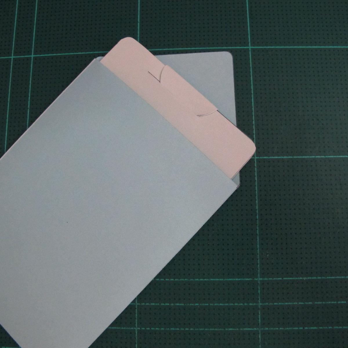การทำการ์ดอวยพรลายต้นคริสต์มาสแบบป็อปอัป (Card Making Christmas Trees Pop-Up Card Template) 018