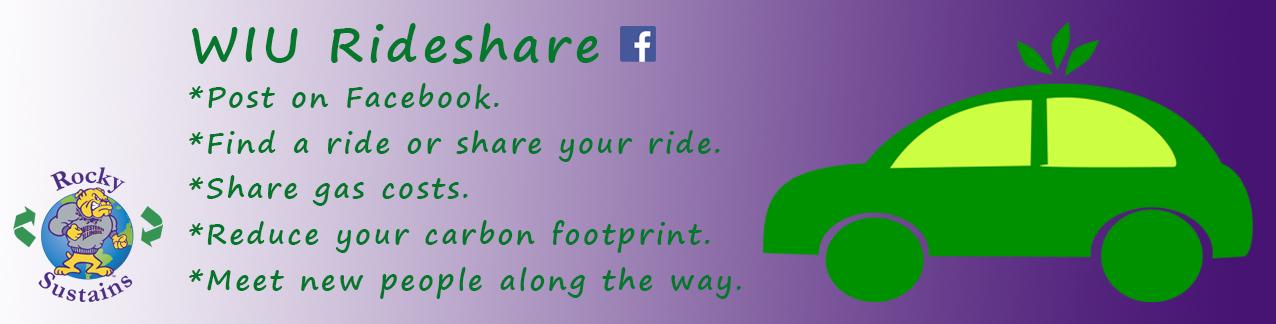 Rideshare banner