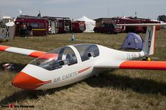 ZE625 XP - 33970-K-203 - Royal Air Force - Grob G-103A Viking TX1 - Fairford RIAT 2006 - Steven Gray - CRW_1730