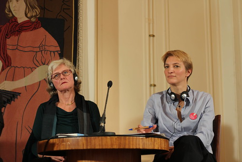 Gerlinde Schiegl, Cécile Deniard - 21e Forum SGDL : La rémunération des auteurs