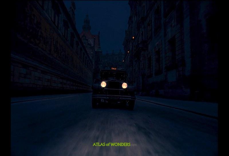 Budapest Localizaciones Película