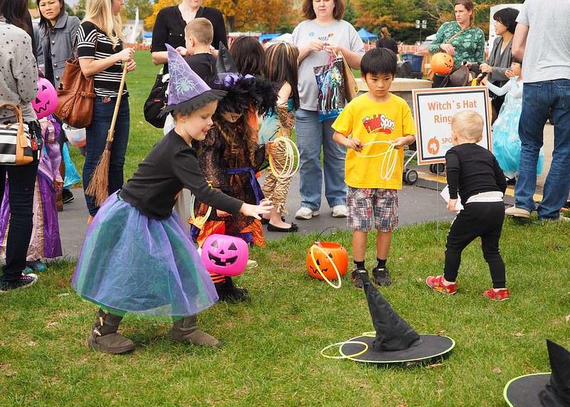 City of Dublin Halloween Spooktacular