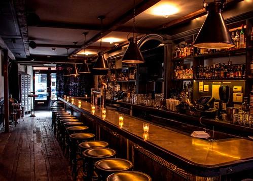 The Lodge Club Bar