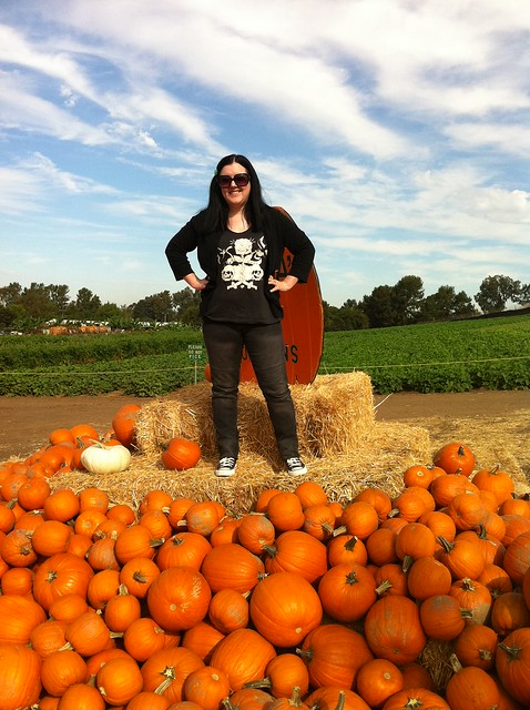 Sarah_Pumpkin Queen