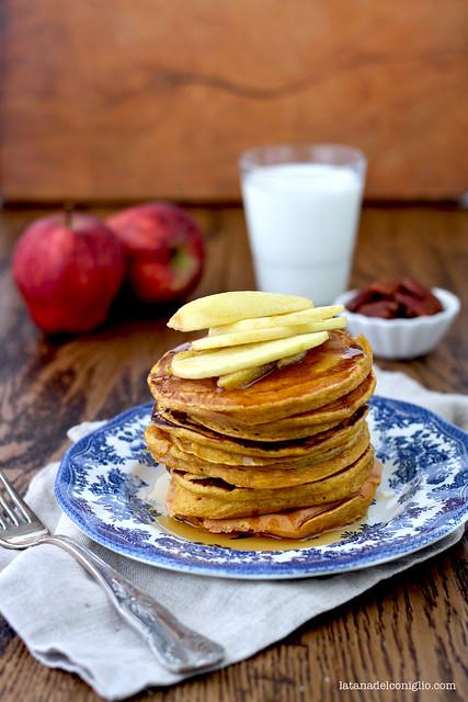 pancakes alla zucca2