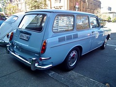 1967 Volkswagen Type 3 station wagon