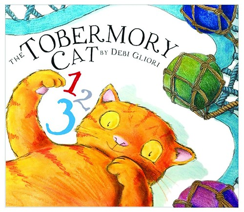 Debi Gliori, The Tobermory Cat 1 2 3