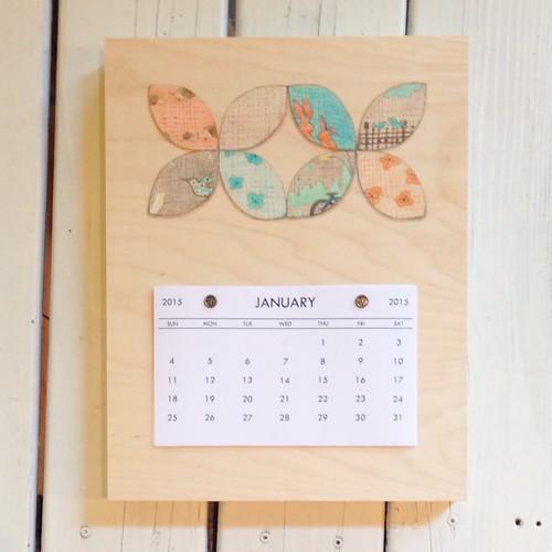 Orange peel- 2015 Calendar