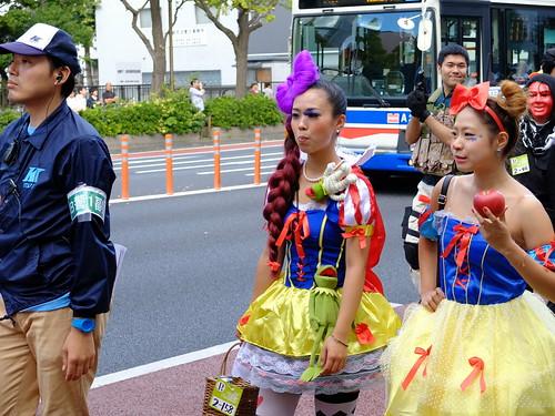 Kawasaki Halloween parade 2014 90