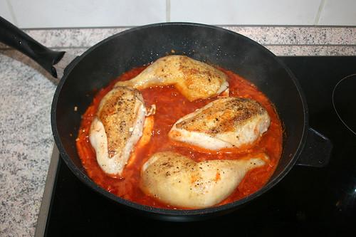 33 - Hähnchen zurück legen / Put back chicken