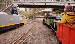 Eltham Mini railway
