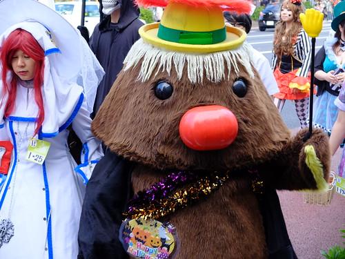 Kawasaki Halloween parade 2014 105
