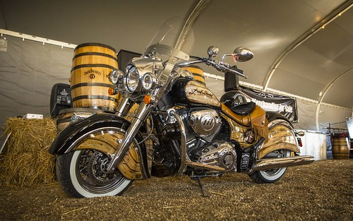 Indian Motorcycle Inaugural Ride
