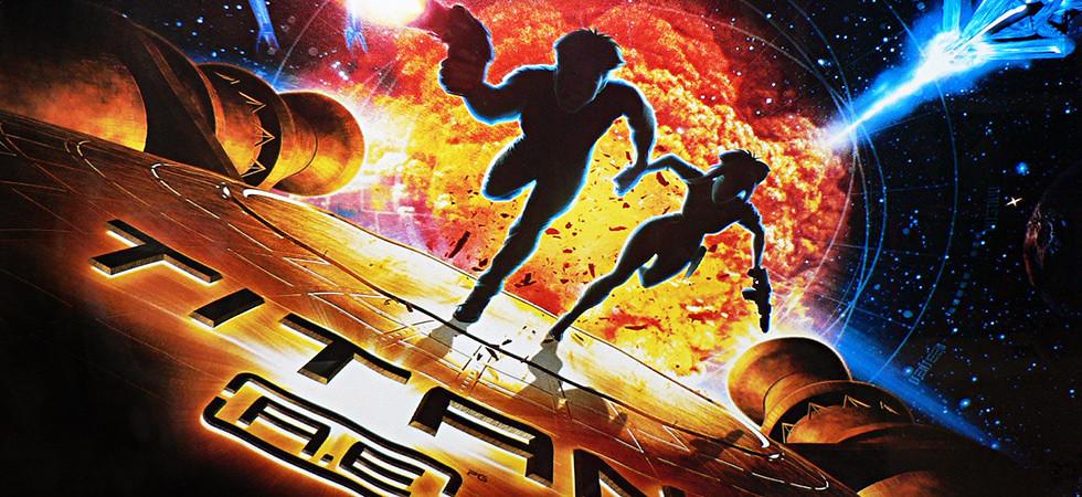 Xem phim Titan A.E. - Giải Cứu Trái Đất Vietsub