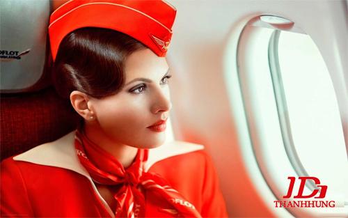 Đồng phục tiếp viên hàng không các nước, hãng ĐẸP nhất 2