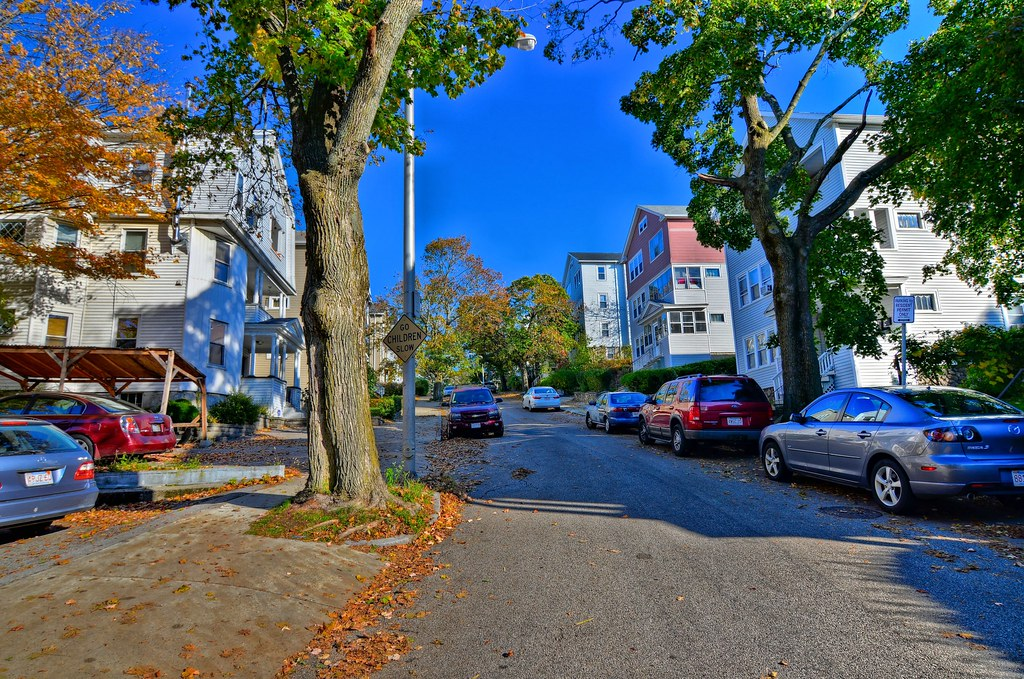 View Street Historic District - Worcester MA
