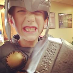 Thor!! #:jack_o_lantern:Halloween:jack_o_lantern: