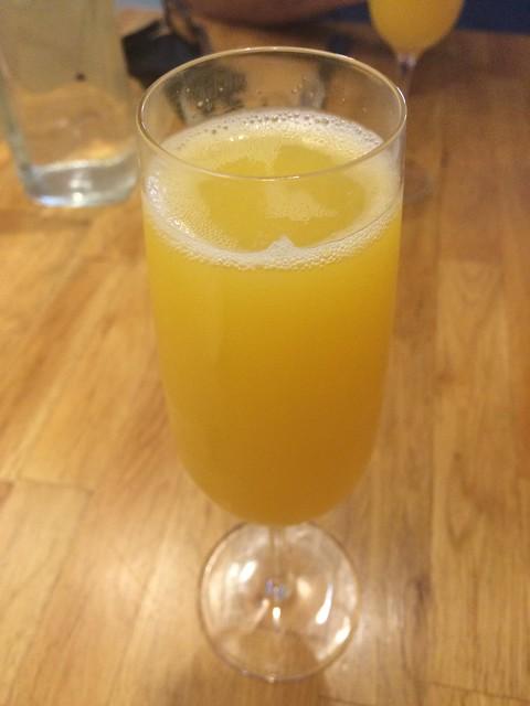 Bottomless mimosa - DGS Delicatessen