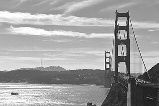 Golden Gate Bridge - View from Vista Point by roland luistro, on Flickr