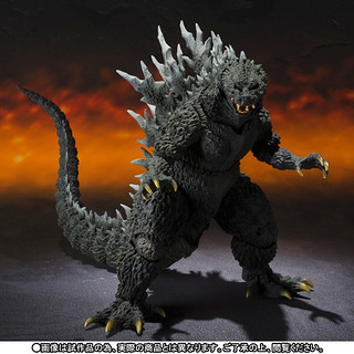 S.H. MonsterArts 哥吉拉2000 特別配色版本