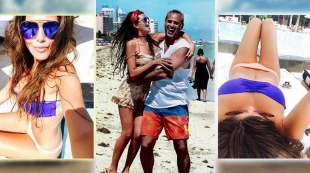 Rial y Loly en Miami