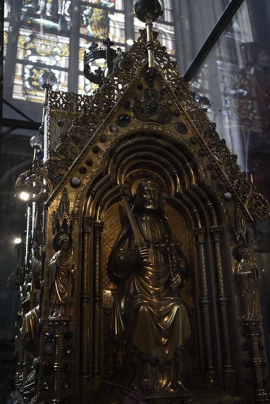 Sint-Salvator Cathedral, Bruges