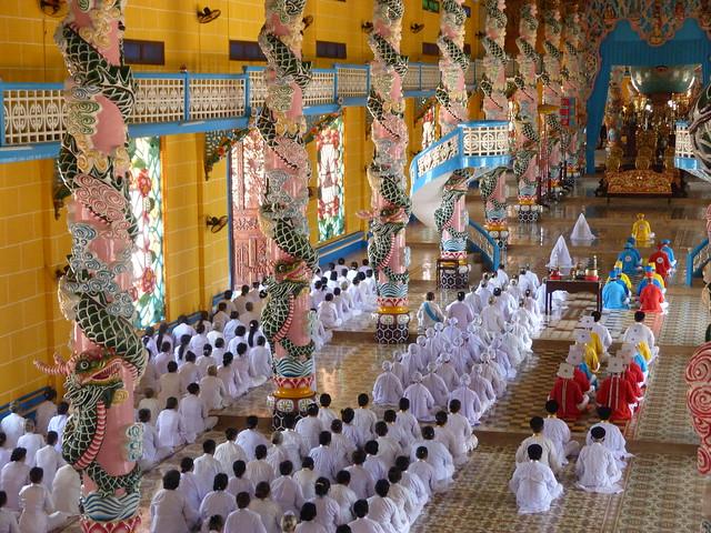 Templo Cao Dai (Vietnam)