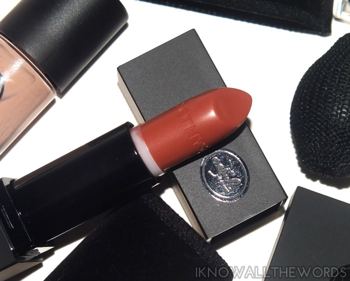 sothys winter 2015 makeup- beige saint-germain satin lipstick (1)