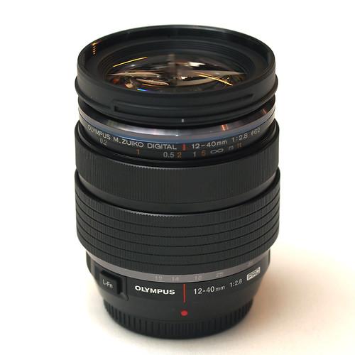 OLYMPUS / M.ZUIKO DIGITAL ED 12-40mm F2.8 PRO