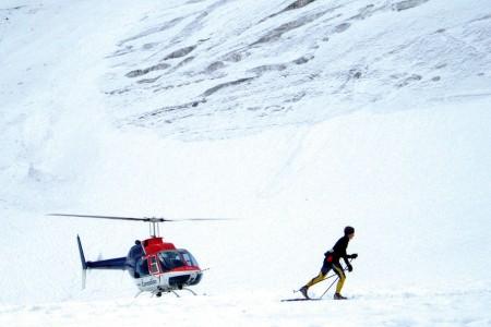 Běžecké lyžování je věda - trénink vnadmořské výšce