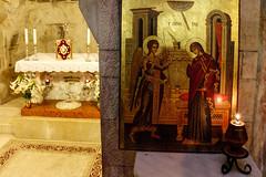 Nazareth: Gruta de la Anunciación