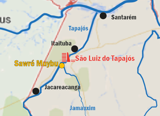 audiência, São Luiz do Tapajós, usina hidrelétrica