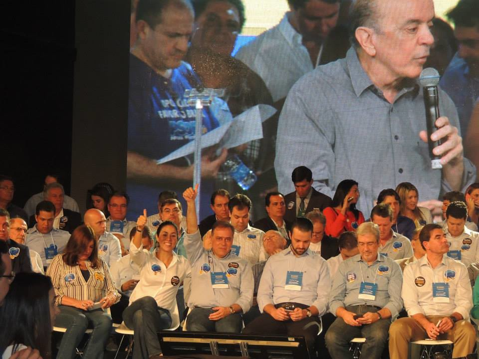05 07 2015 - Convenção Nacional PSDB