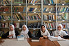 Library women