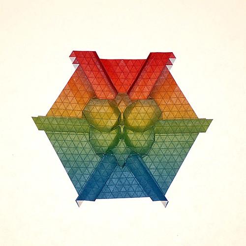 Origami Butterfly (Marjan Smeijsters)