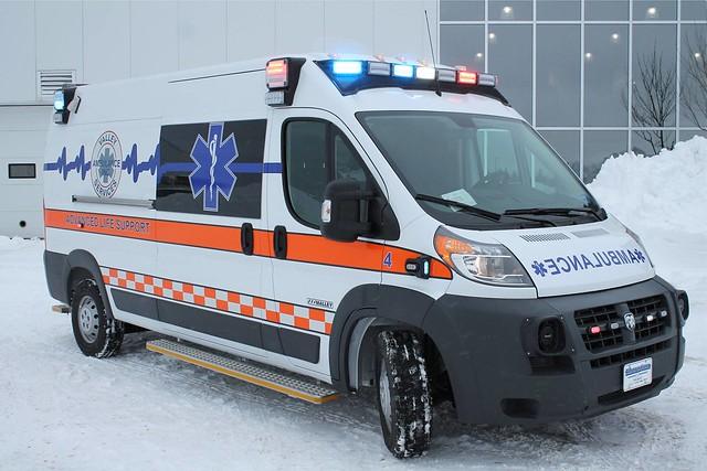 Nebraska ambulance