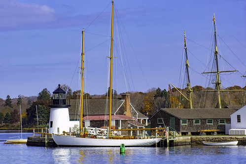 connecticut england new art beach boat boating cloud coast color craft destination fun landscape leisure museum mystic nautical outdoors relax sail scenic schooner seaport seascape season serene ship shore sky small summer tallship trap travel vacation water weather nauticalphotography tourism