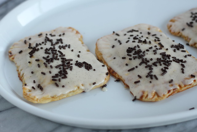 Nutella Pop-Tart