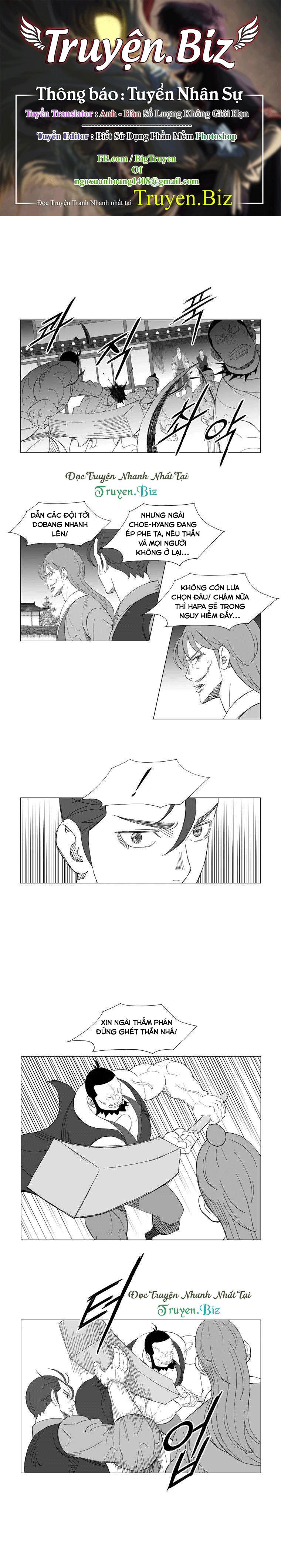 Mujang Chapter 165 - Hamtruyen.vn