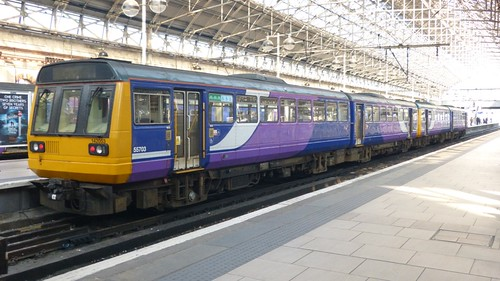 Class142 053 'Northern Rail' Diesel Multiple Unit /1 on 'Dennis Basford's railsroadsrunways.blogspot.co.uk'