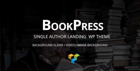 BookPress WordPress Theme free download