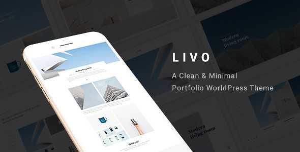 Livo WordPress Theme free download