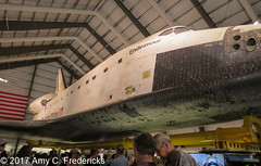 Los Angeles CA - California Science Center - Endeavour