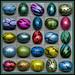 Easter Eggs March 2017 by MandarinMoon