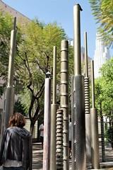 Public Art Within The Garden, DTLA