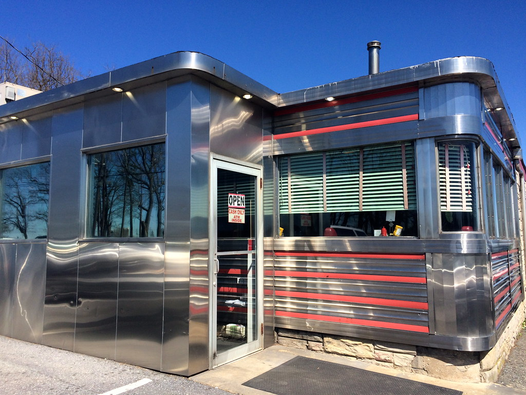 Route 30 Diner Ronks PA 2017 Retro Roadmap