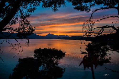 sunset. ..No.1