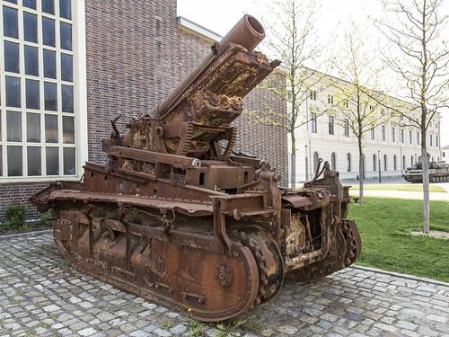 Saint-Chamond 280 mm Mortar